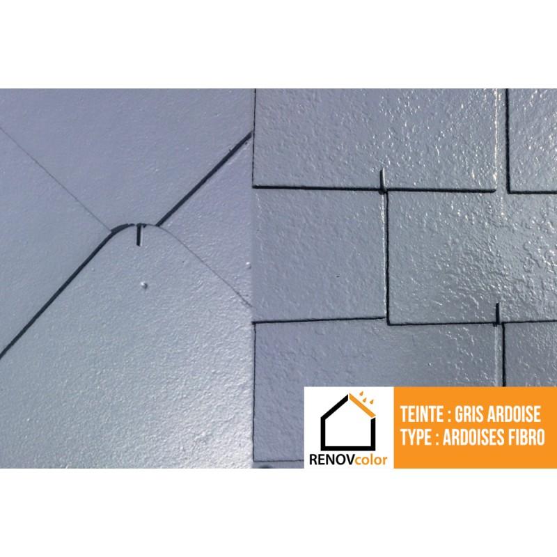 renovcolor hydrofuge pour tuiles b ton ciment fibro ciment. Black Bedroom Furniture Sets. Home Design Ideas